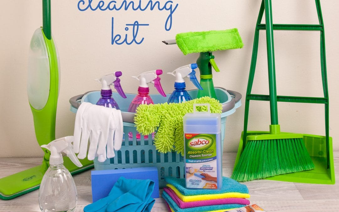 10 Must-Have DIY Home Cleaning Kit Essentials - Design ...